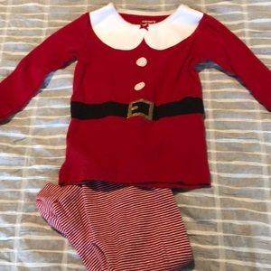 Carter's Baby Christmas Pajama set